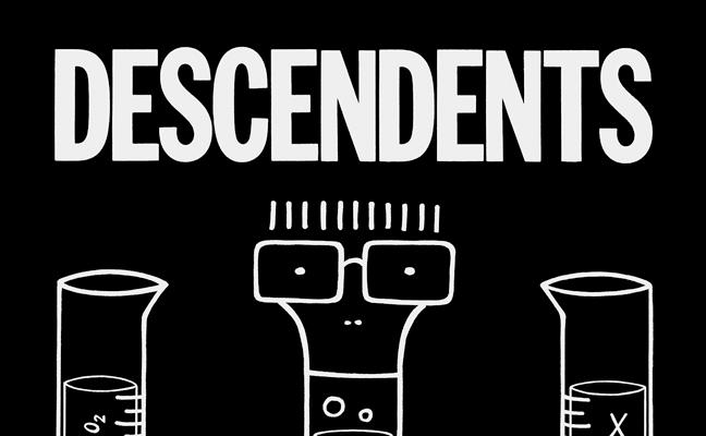Descendents - album cover head
