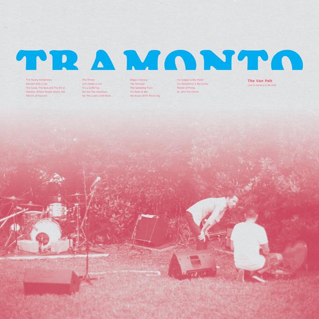 The Van Pelt_Tramonto_cover