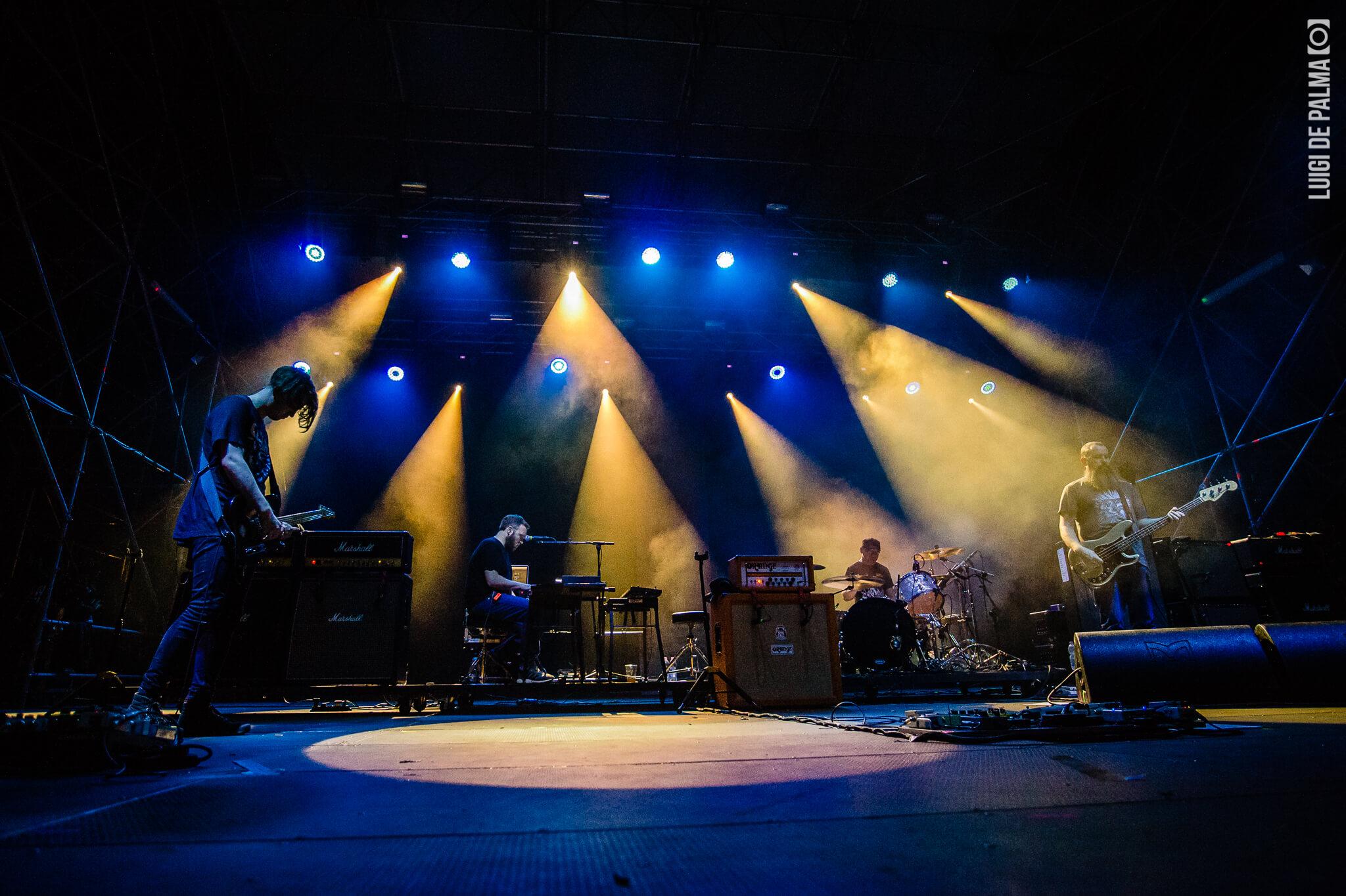 Mogwai Todays Festival 2018 Torino