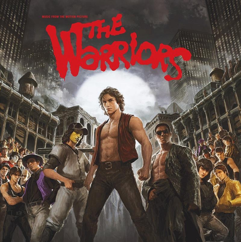 The Warriors, in arrivo la ristampa in vinile della colonna sonora