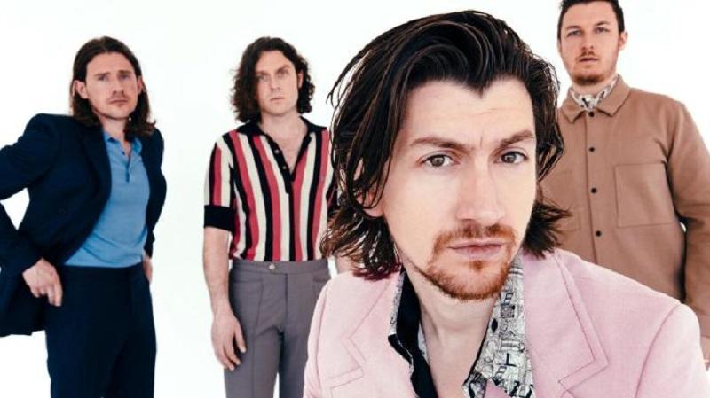 Arctic Monkeys, ascolta il nuovo brano Anyways