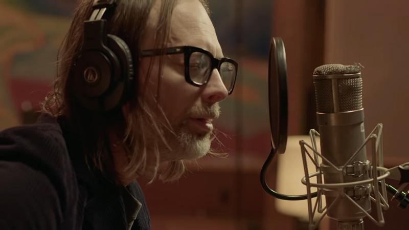 Thom Yorke, ascolta la versione acustica di Open Again tratta da Suspiria