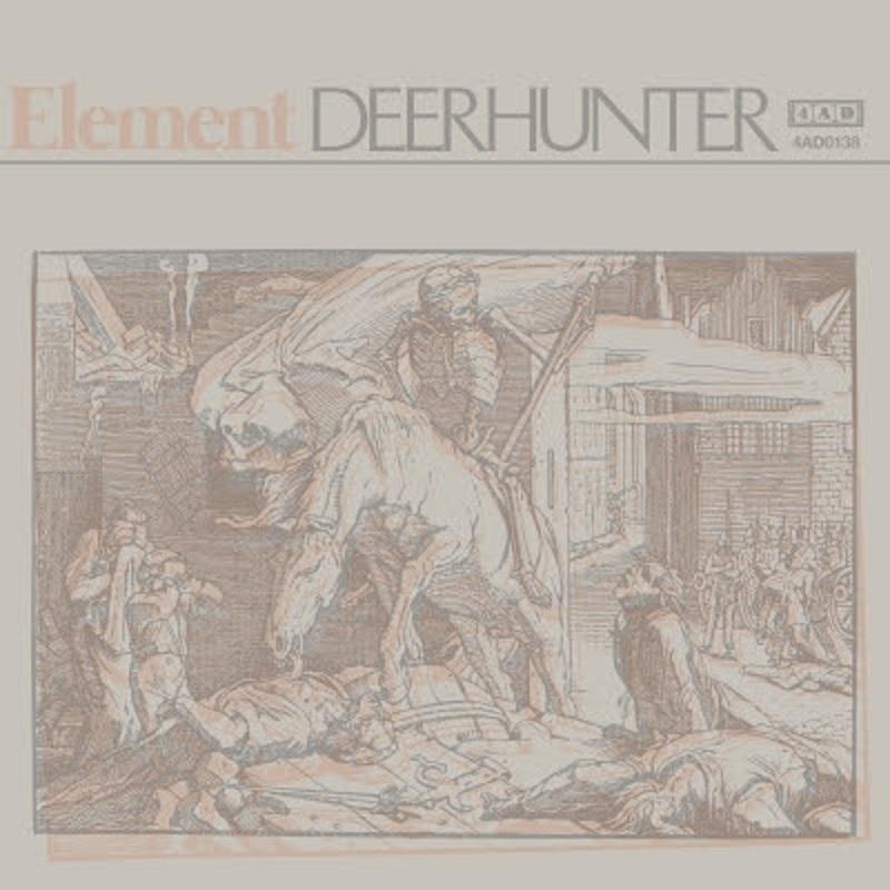 Ascolta Element, il nuovo brano dei Deerhunter