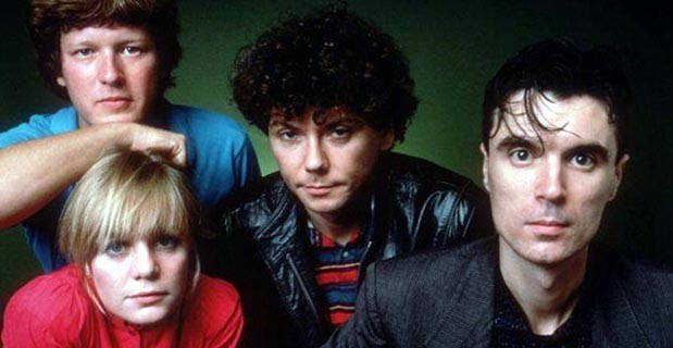 Su Instagram è apparso il profilo ufficiale dei Talking Heads