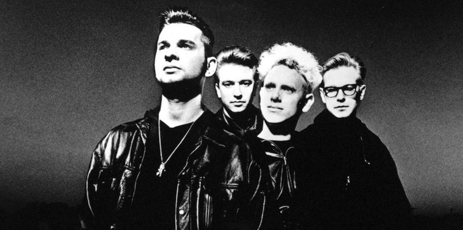 depeche mode foto gruppo