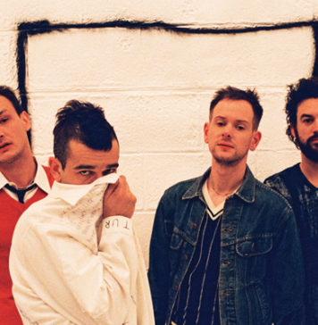 the 1975 foto band